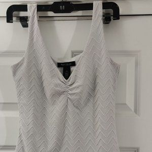 WHBM Fitted Blouse